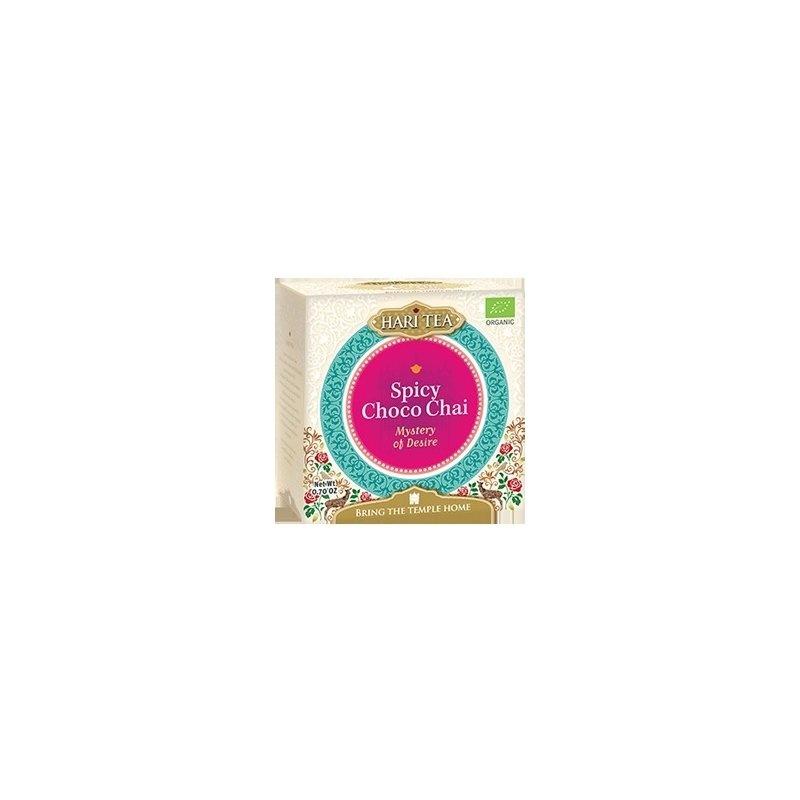 Ceai premium Hari Tea - Mystery of Desire - spicy choco chai bio 10dz