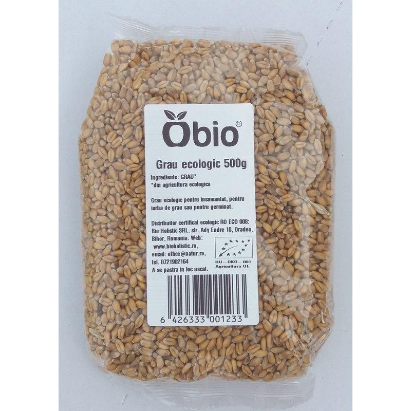 Grau bio 500g Obio