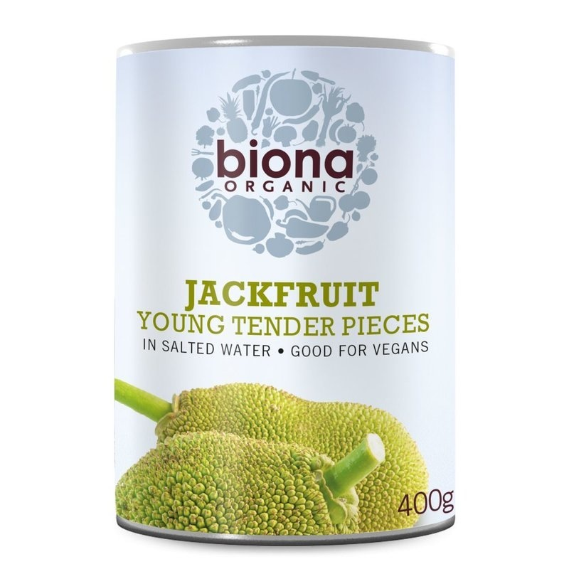 Jackfruit bio 400g