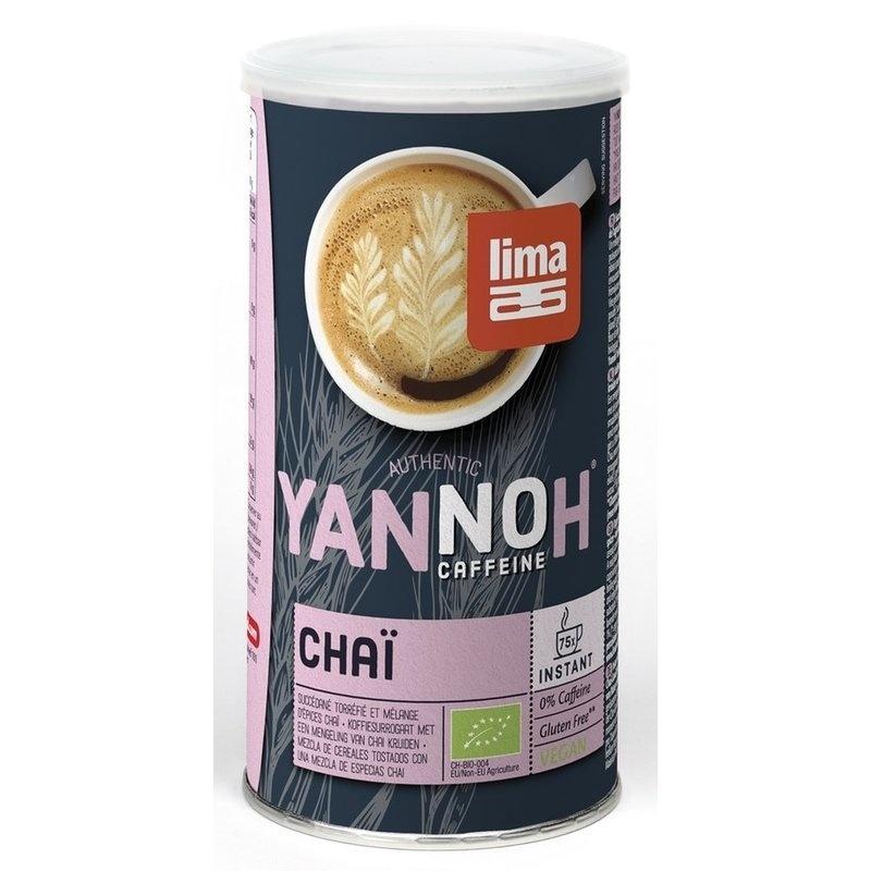 Cafea din cereale Yannoh® Instant cu cacao bio 175g