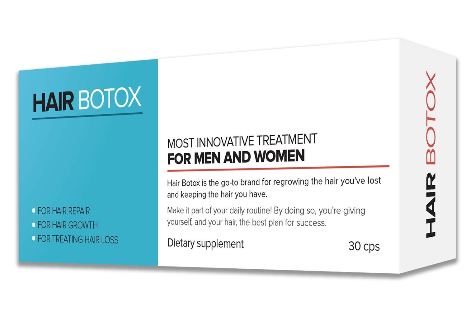 Tratamentul Hair Botox