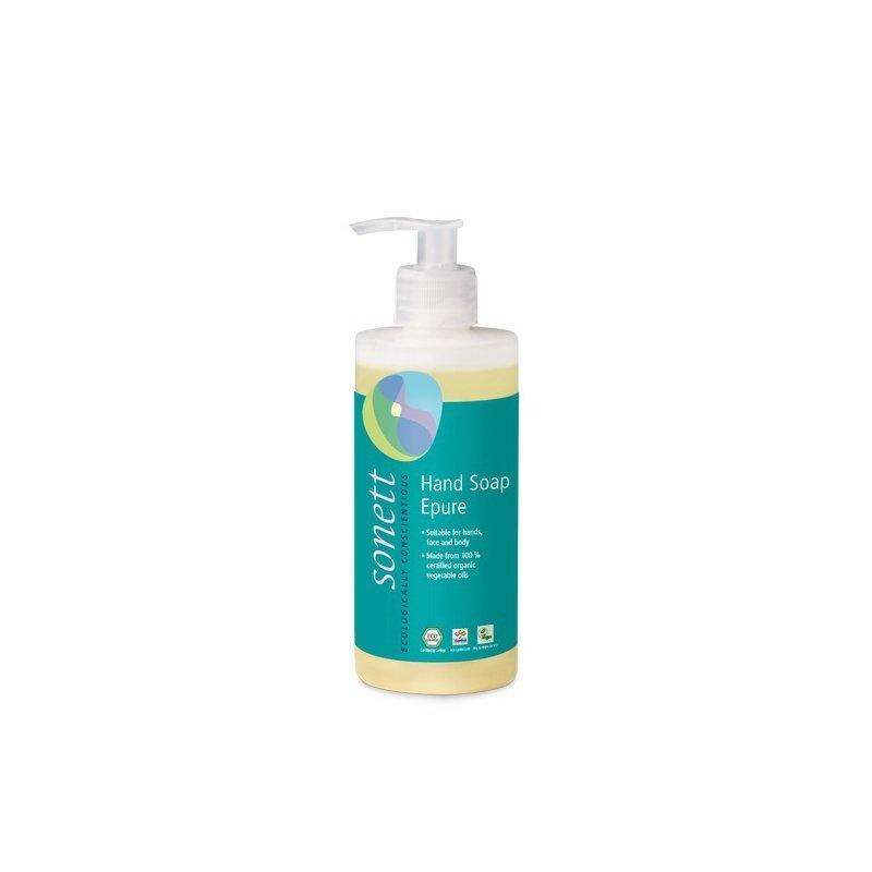 Sapun lichid - gel de dus ecologic Epure 300ml, Sonett