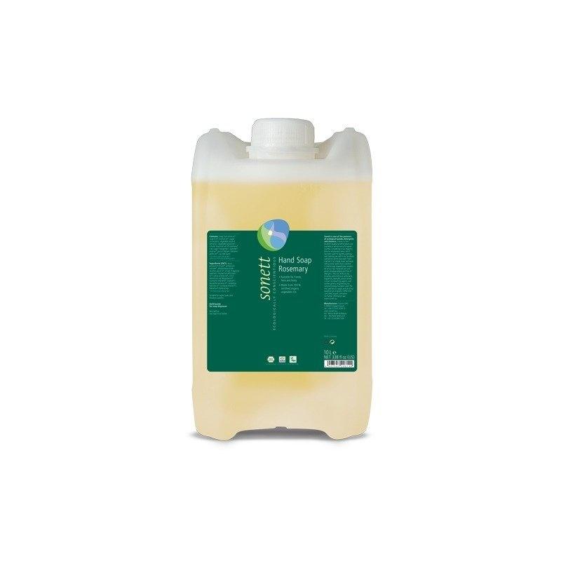 Sapun lichid - gel de dus ecologic Rozmarin 10L, Sonett