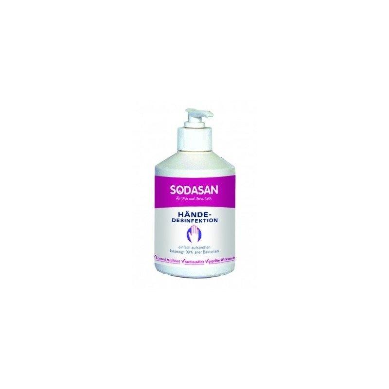 Dezinfectant Bio Pentru Maini 300 ml Sodasan