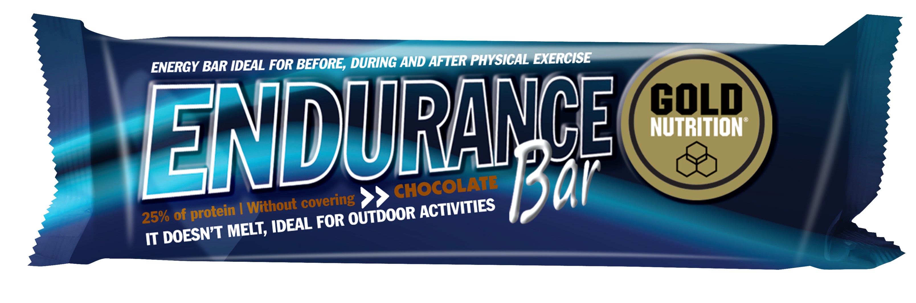 GOLDNUTRITION ENDURANCE BAR CIOCOLATA 60G