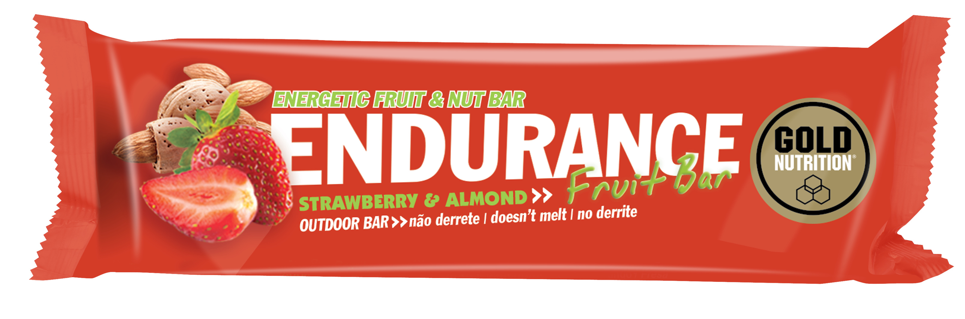 GOLDNUTRITION ENDURANCE FRUIT BAR CAPSUNI 40G