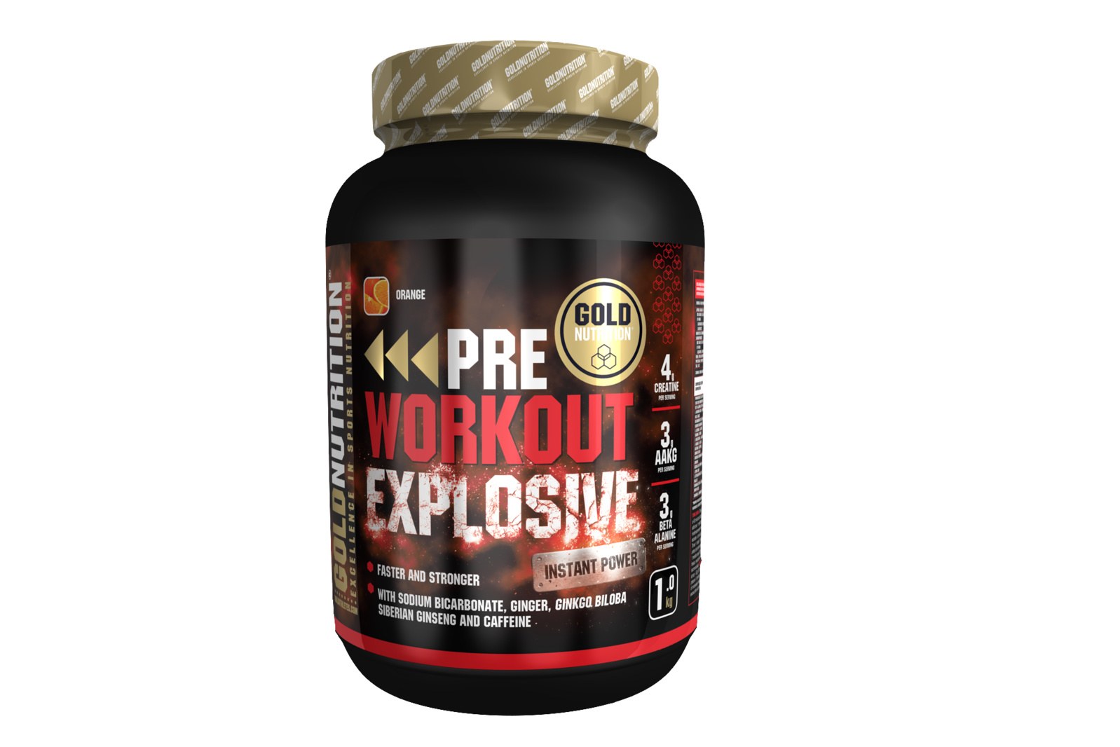 GOLDNUTRITION PRE-WORKOUT EXPLOSIVE 1 KG