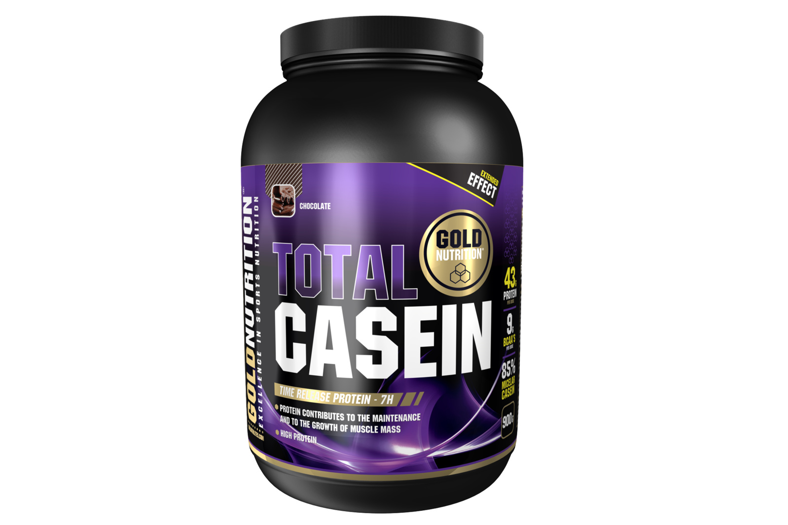 GOLDNUTRITION TOTAL CASEIN CIOCOLATA 900 G