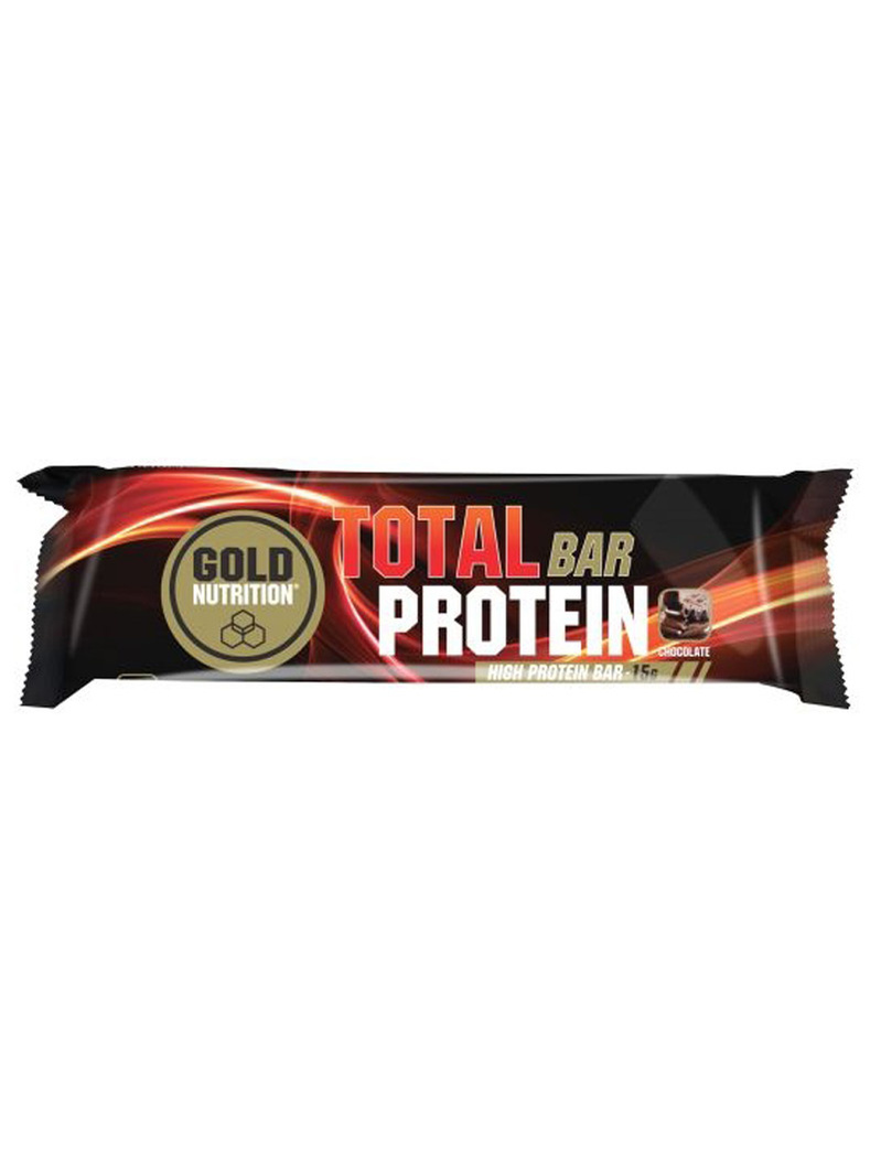 GoldNutrition Total Protein Bar Ciocolată 46 g