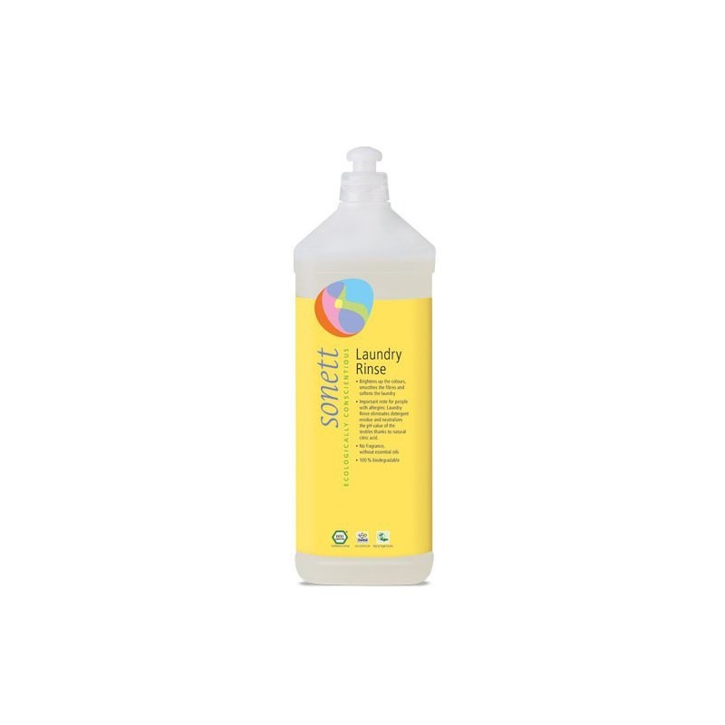 Solutie ecologica (balsam) pt. clatire rufe 1L Sonett
