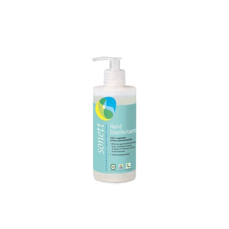 Dezinfectant ecologic pentru maini 300ml Sonett