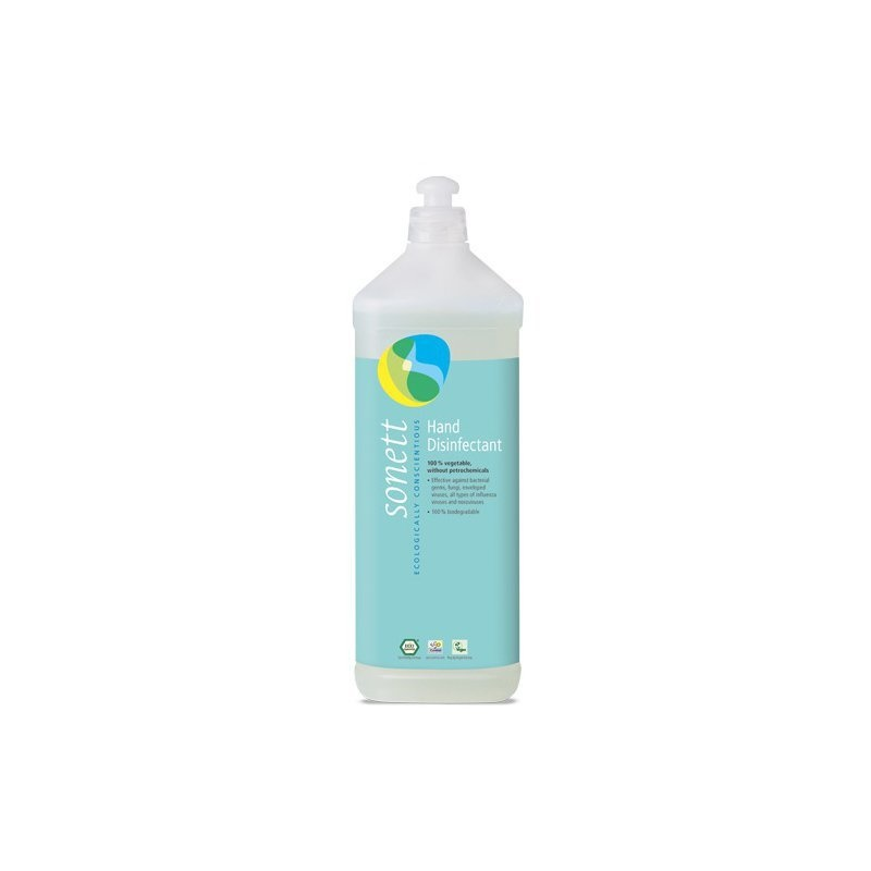 Dezinfectant ecologic pentru maini 1L Sonett