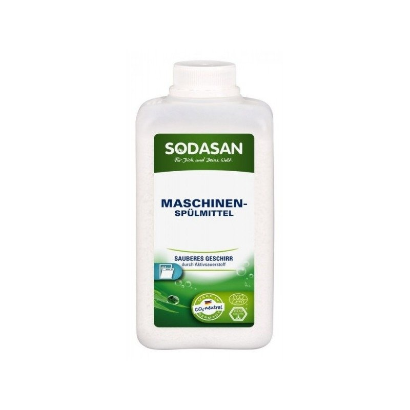 Detergent Praf Masina De Spalat Vase Bio 1 Kg Sodasan