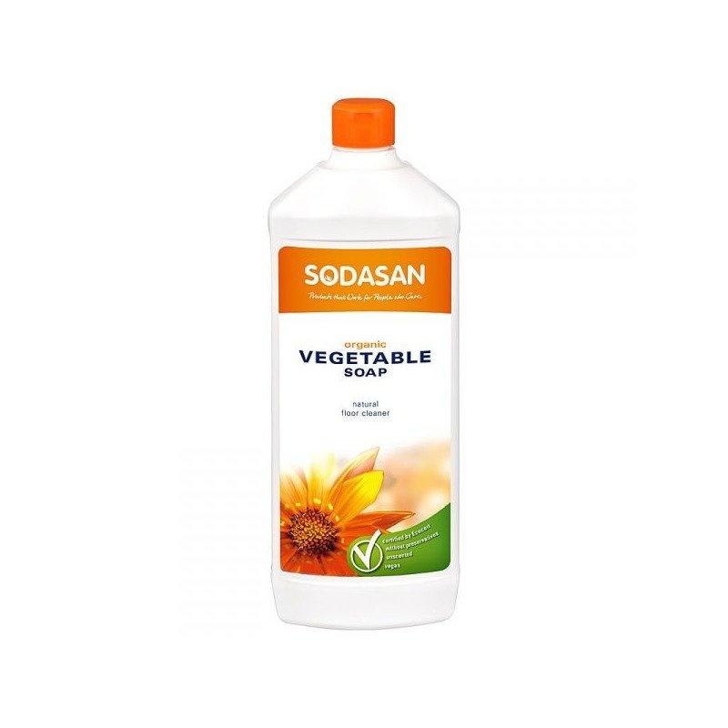 Solutie Bio Pentru Podele Fara Miros 1 L Sodasan