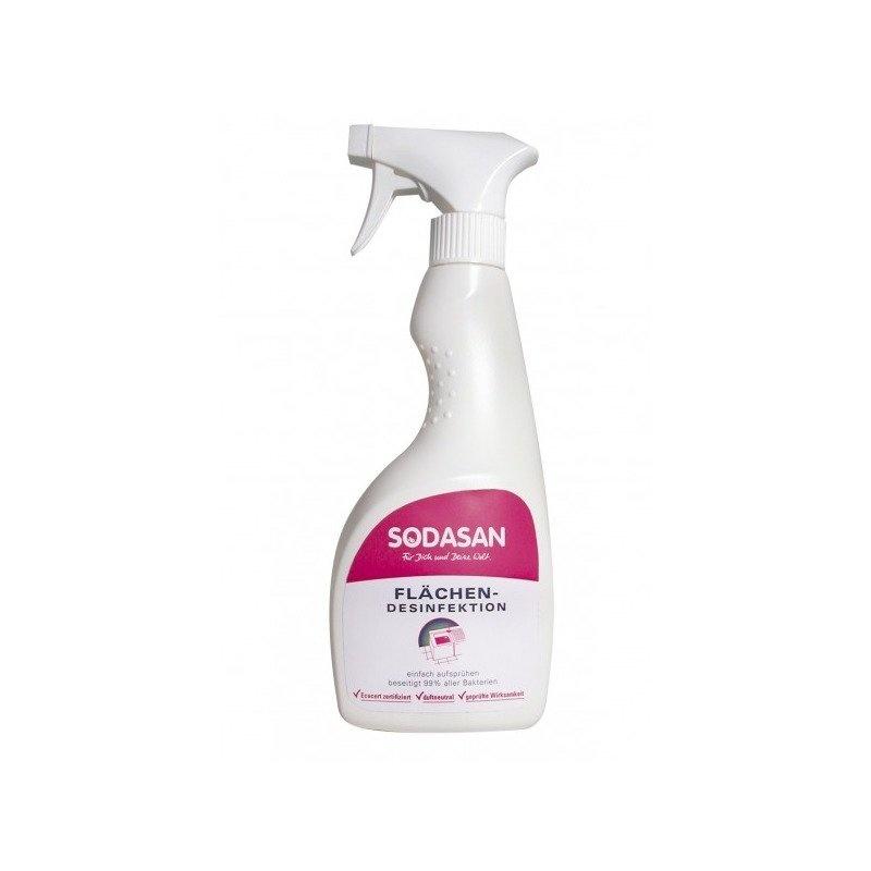 Dezinfectant Bio Pentru Suprafete 500 ml Sodasan